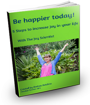 Free ebook download 5 steps to increase joy in your life
